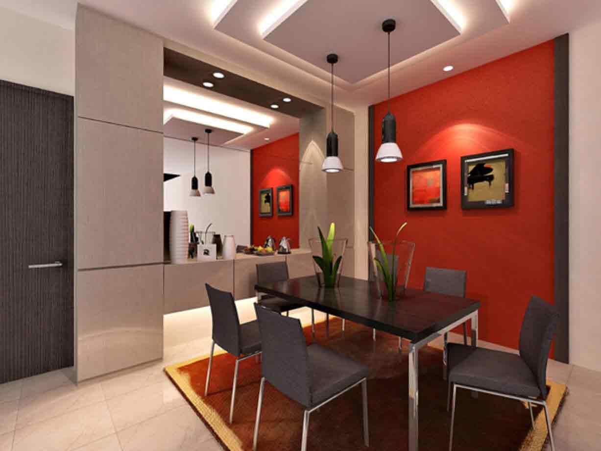 Eleganza Townhouse Dining Room