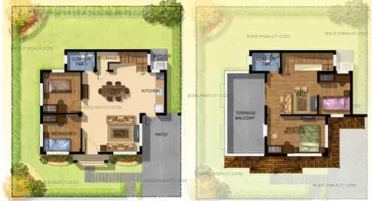 Eliza Floor Plan