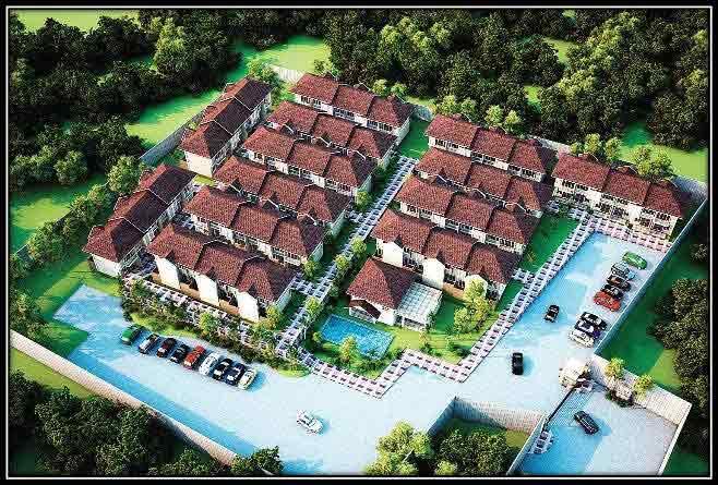 Tagaytay Hampton Villas