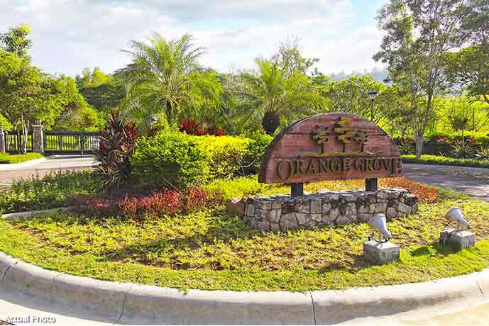 Orange Grove Davao
