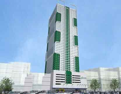 Green residences smdc condo for sale in taft avenue manila with green residences by smdc malvernweather Choice Image