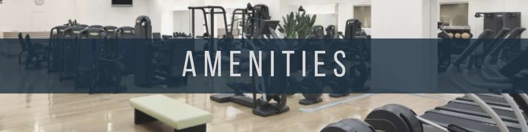 East Residences Amenities