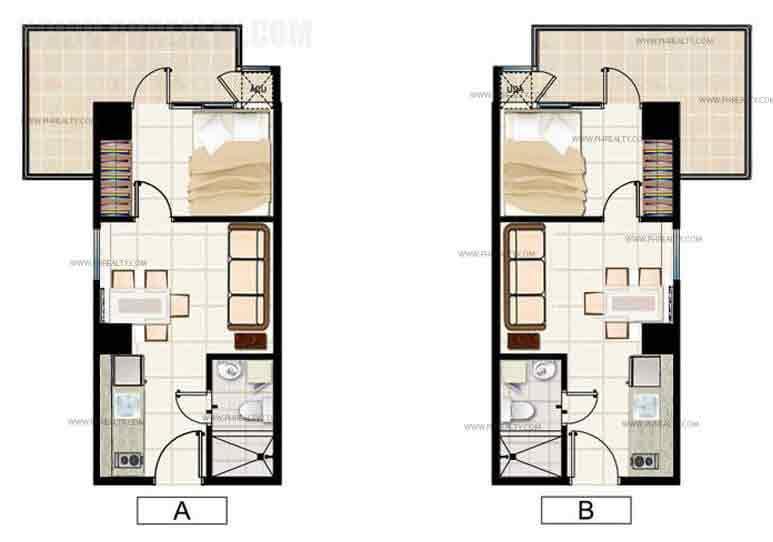 Tower 3 Field Residences Condo In Paranaque