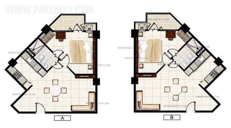 1 Bedroom Deluxe 2