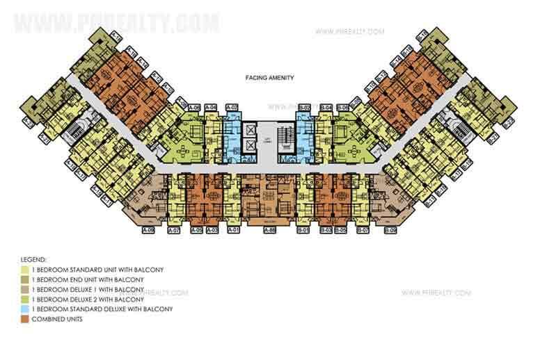 3rd -12th Floor Plan