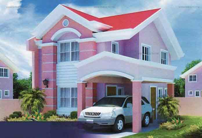 Fiona st judith hills robinsons house lot for sale in san jose antipolo with price list for Robinsons homes design collection