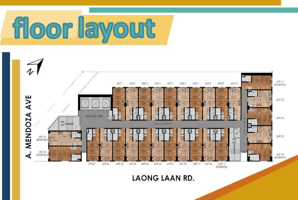 Floor Layouts