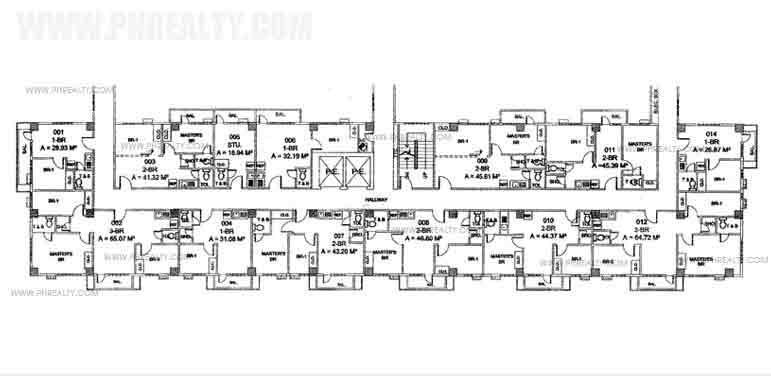 Front Building Floor Plan