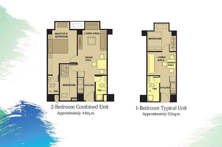 Typical Floor Plan Unit