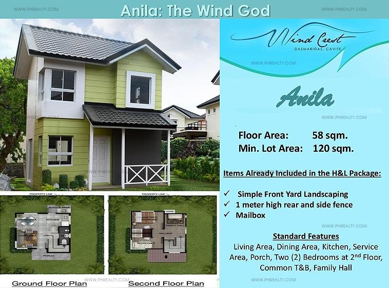 Anila Floor Plan