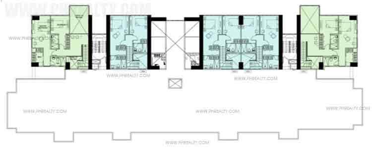 Floor Plan 42nd Floors