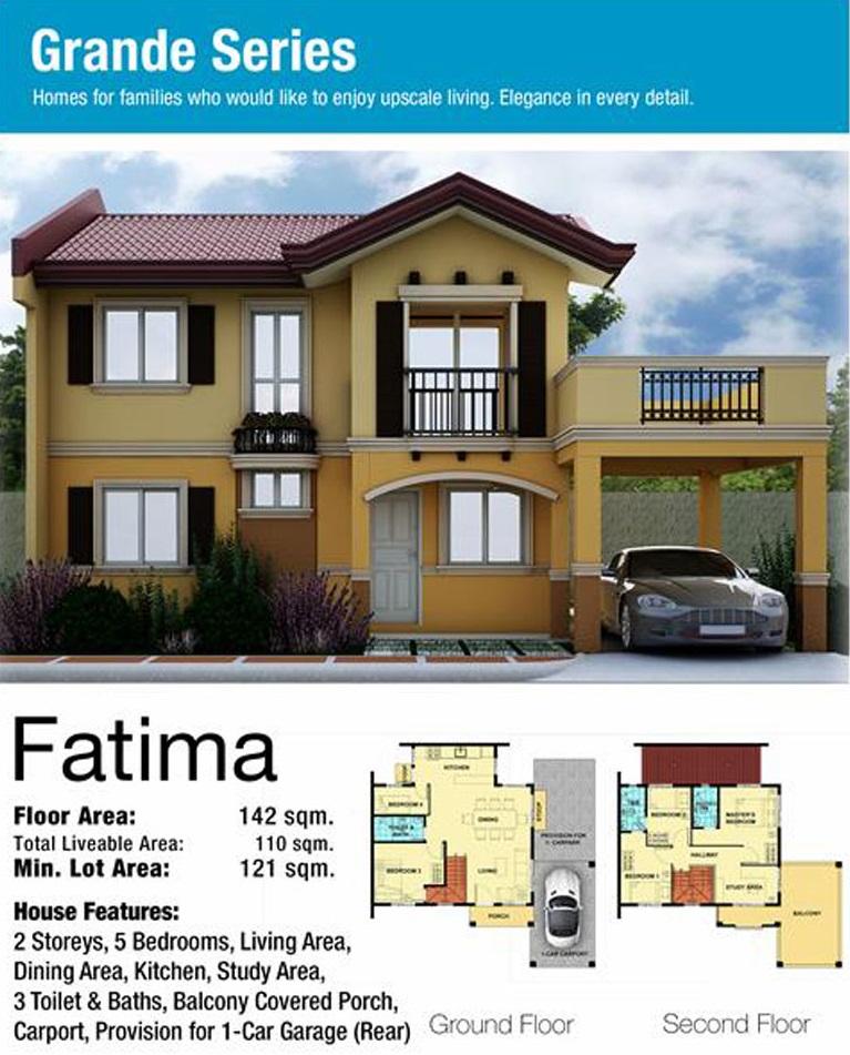 Fatima Floor Plans