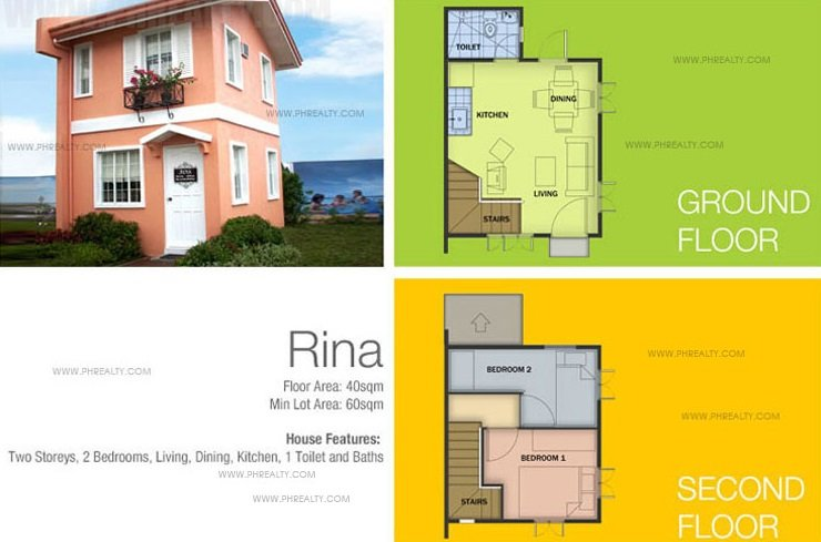 Rina House Features & Specifications