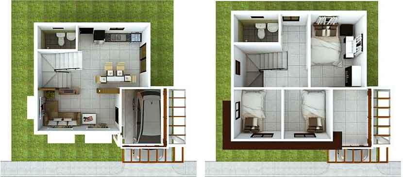 Gaia Floor Plan