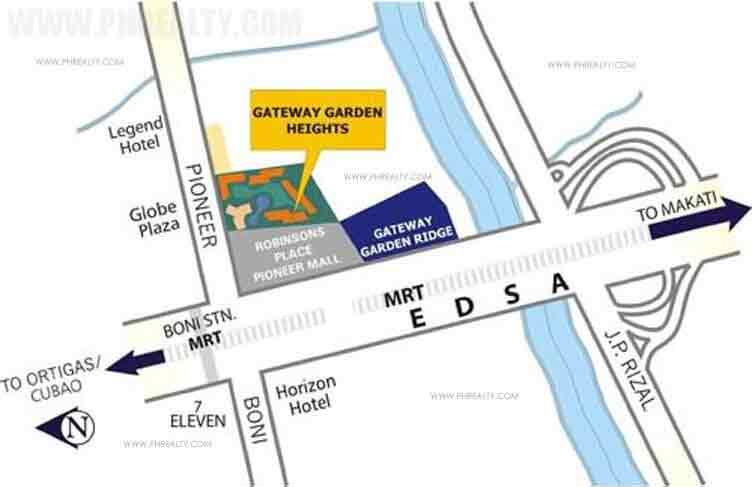Gateway Garden Heights Location