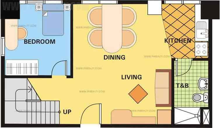 Unit Plan 3 Bedroom Lower Level