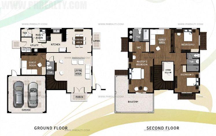 Giorgio Floor Plan