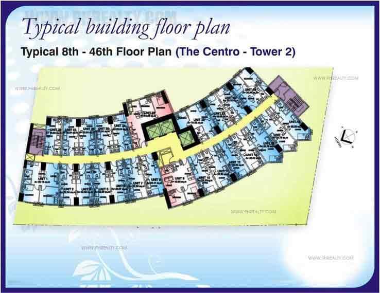 Floor Plan Tower