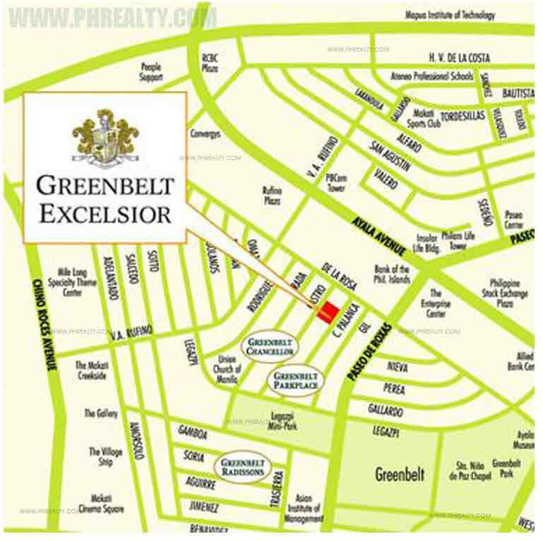 Greenbelt Excelsior Location