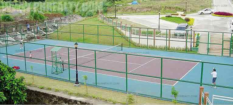 Greenwood Heights-Tennis Court