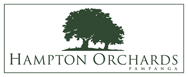 Hampton Orchards Logo