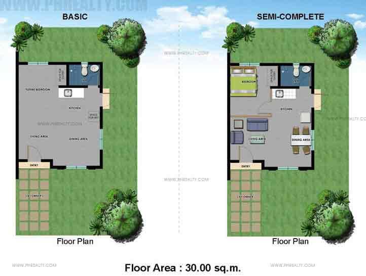 Cassandara Floor Plan