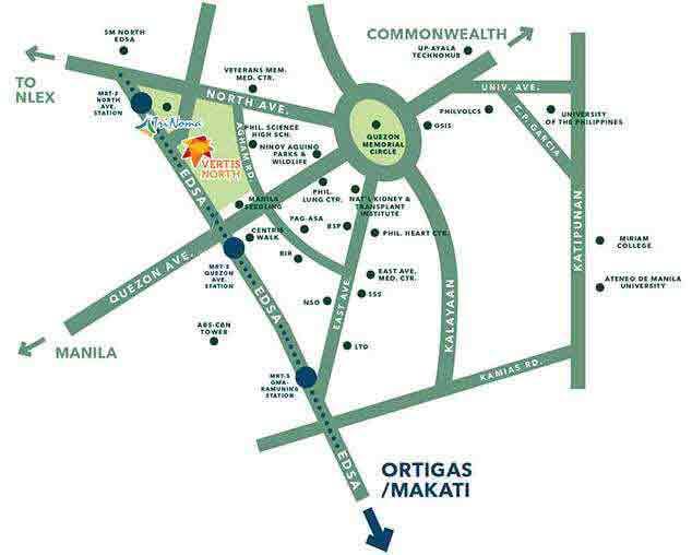 High Park Location