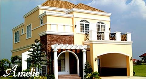 Amelie House Model