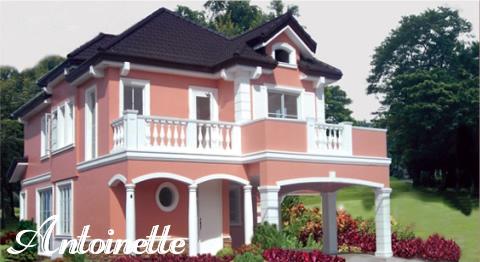 Antoinette House Model