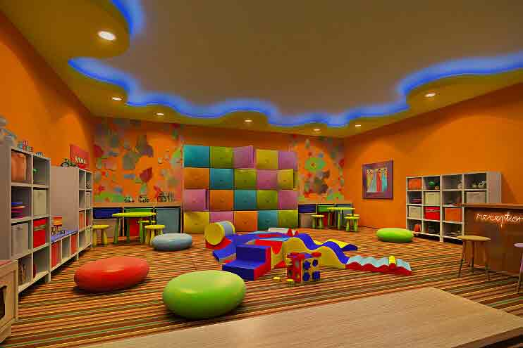 Indoor Daycare Center