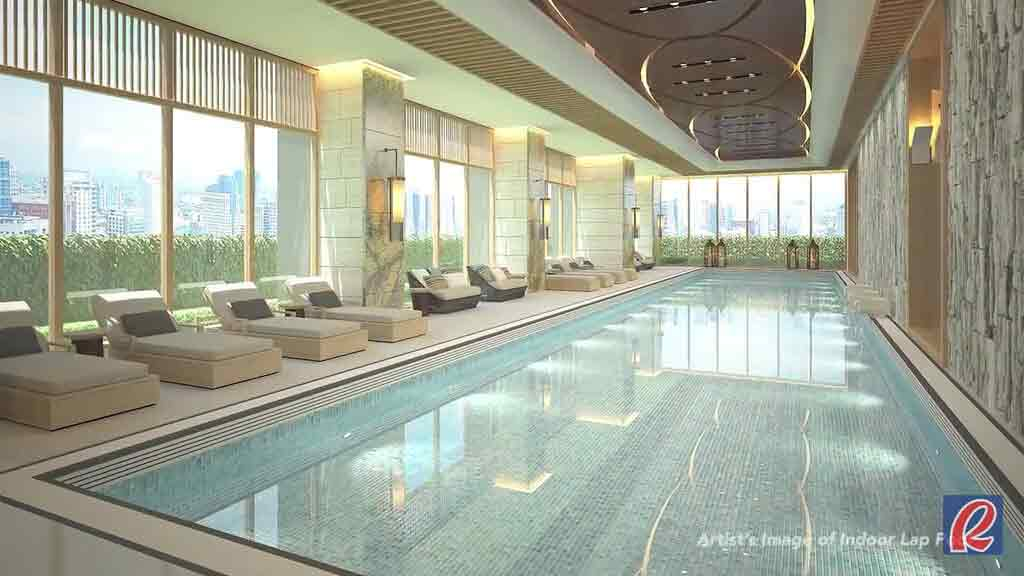 Indoor Lap Pool