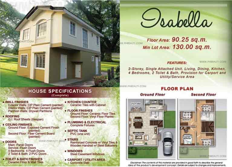 Isabella Model House