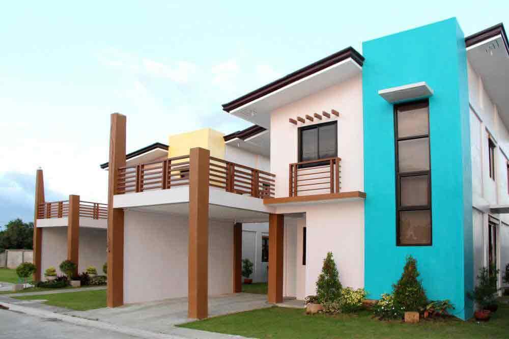 Jones Model House
