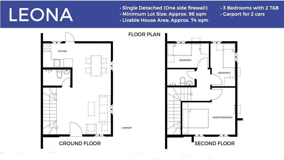 Leona Floor Plan