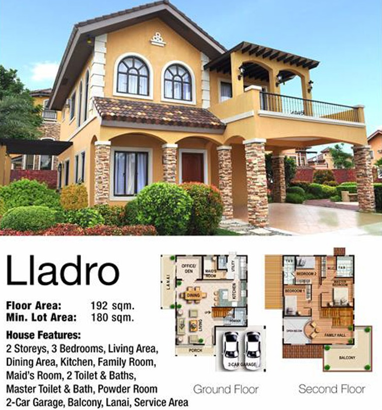 Lladro Floor Plans