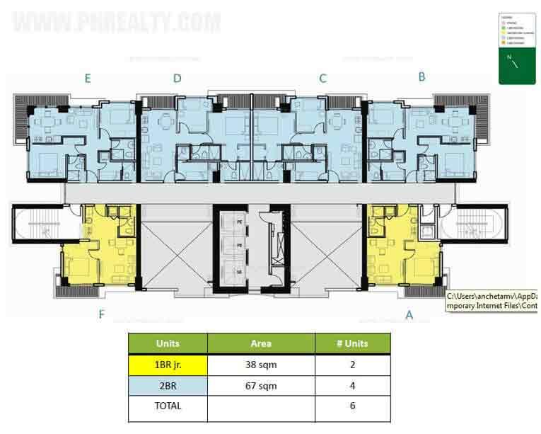 Level 11-12 Sky Garden Floor Plan