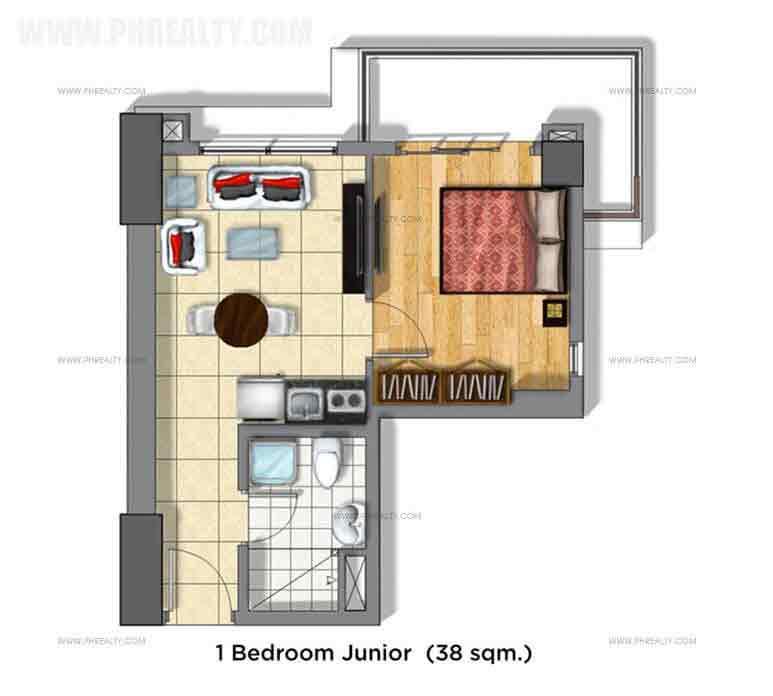 One Bedroom Junior