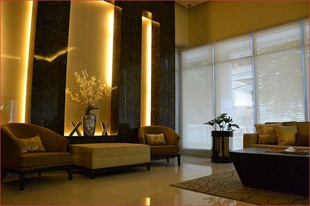 Reception - Lobby Area