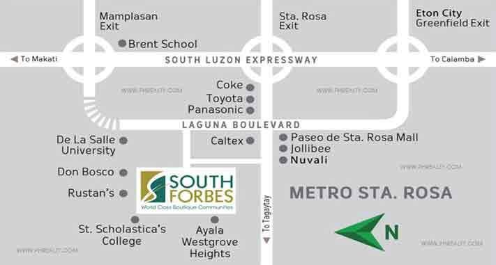 Scandia Suites Location