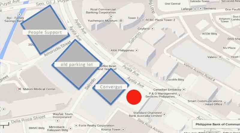 Alveo Financial Tower Location