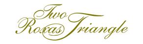 Two Roxas Triangle Logo