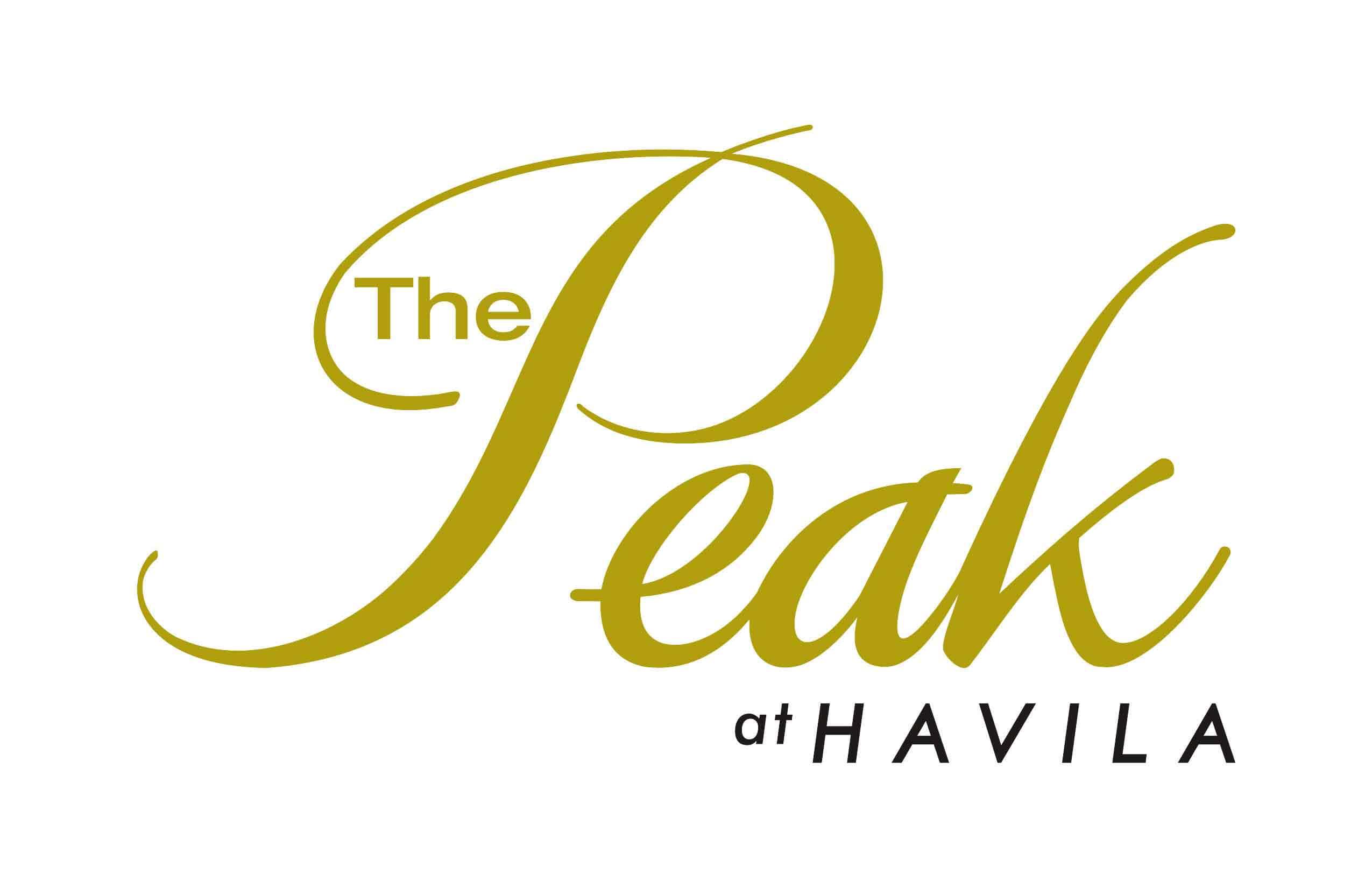 The Peak at Havila Filinvest Logo