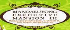 Mandaluyong Executive Mansion III Logo