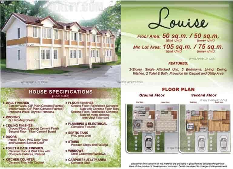 Louise Model House