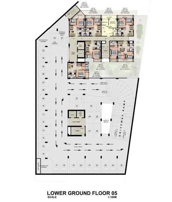 Lower Ground Floor 05