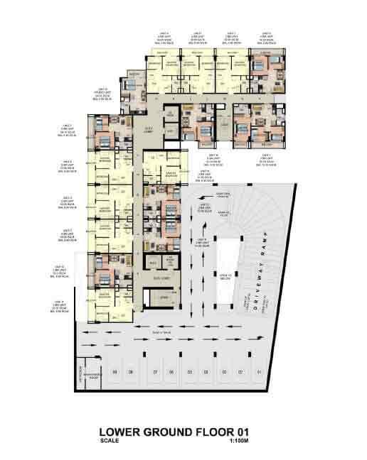 Lower Ground Floor 01