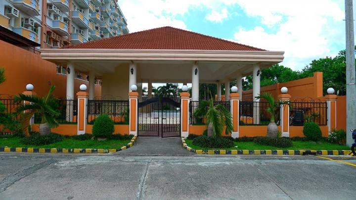Main Entrance Gate