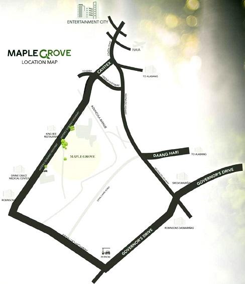 Maple Grove Location