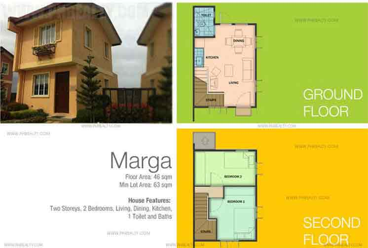 Marga House Features And Specifications