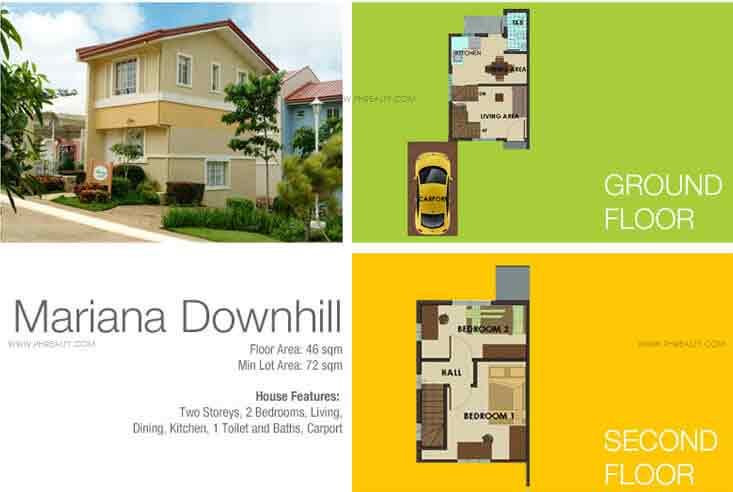 Mariana Down Hill House Features And Specifications
